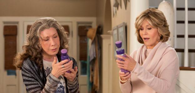 Grace i Frankie, czyli seks po menopauzie