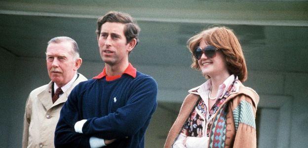 Lady Sarah Spencer i Książę Karol