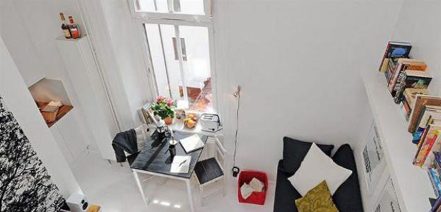 Jak urządzić małe mieszkanie? Sprytne triki