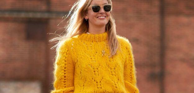 Modne swetry na jesień 2017