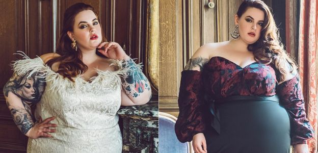 Tess Holliday modelka plus-size