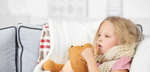 Krztusiec u dzieci - objawy