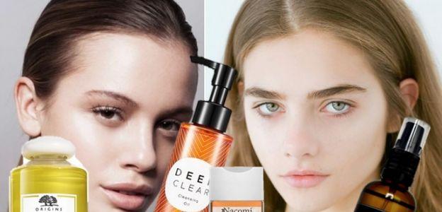 Olejki do oczyszczania twarzy to hit 2018