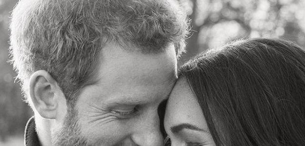 Meghan Markle i książę Harry - sesja ślubna