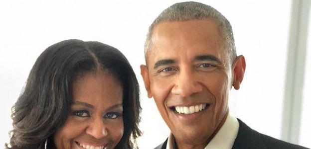 Barack Obama wzruszająco o żonie Michelle Obama