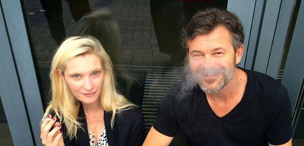 Agata Buzek i Jacek Braciak na MFF Nowe Horyzonty