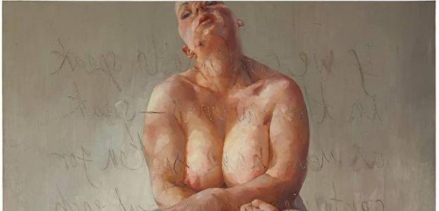 """""""Propped"""" najdroższy w historii obraz żyjącej artystki"""