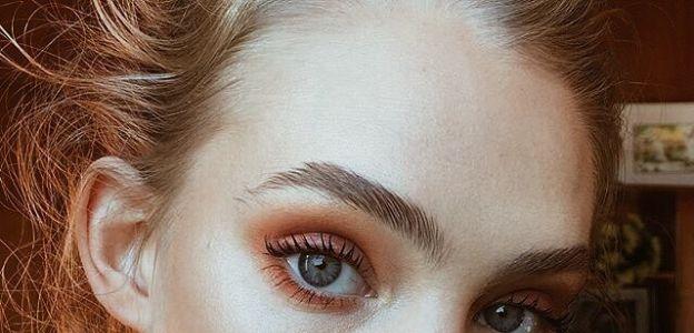 Pumpkin spice eyeshadow