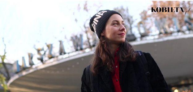 Marta Malikowska aktorka Ślepnąc od świateł
