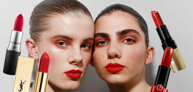 Czerwona szminka: TOP 10