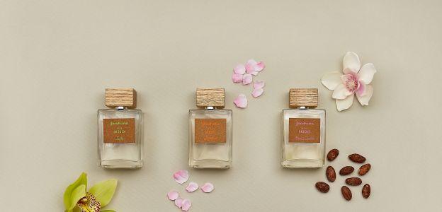 Perfumy w Stradivarius
