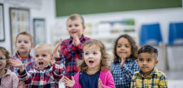 przedszkola dla zaszczepionych dzieci