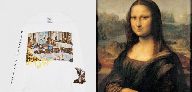 Nowa kolekcja Zara na wiosnę 2019, która powstała z myślą o fanach sztuki jest już w sprzedaży