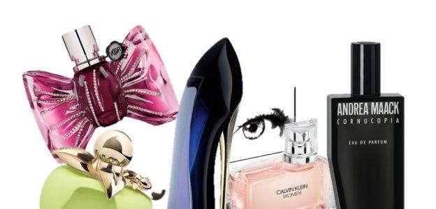 Najładniejsze perfumy na wiosnę