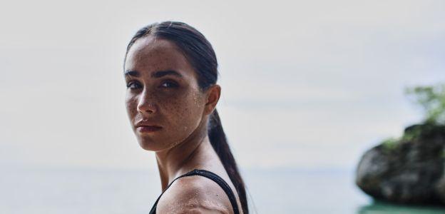 MUUV naturalna kampania: kostiumy kąpielowe lato 2019