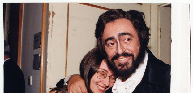 """Kadr z filmu """"Pavarotti"""""""