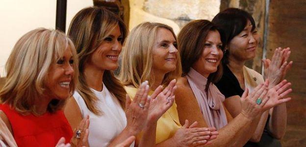 Pierwsze damy G7