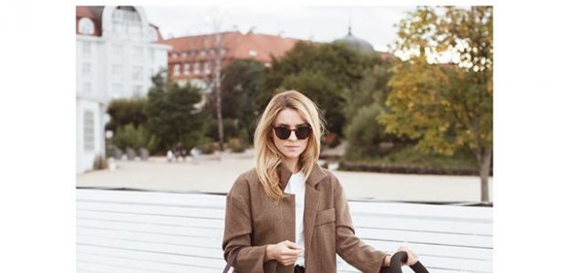 Katarzyna Tusk - stylizacje