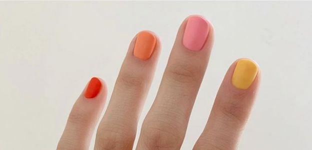 Jaki kolor paznokci pasuje do twojego nastroju?