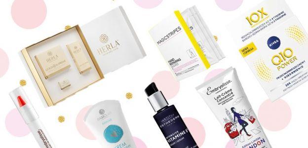 Przegląd nowości kosmetycznych