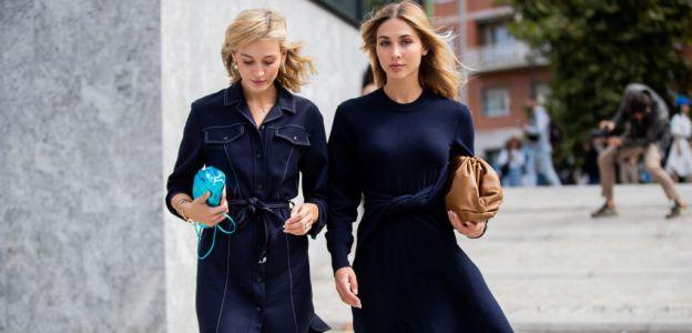 Sukienki na jesień 2019: moda trendy jesień 2019