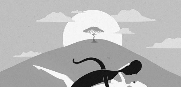 Ilustracje Radka Bączkowskiego do artystycznej Kamasutry