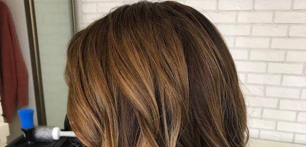 Modny kolor włosów - zima 2019/2020