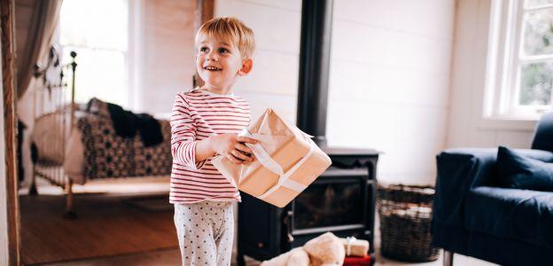 Prezenty dla dziecka - sprawdzone pomysły na prezent dla chłopca i dziewczynki