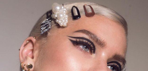 Graficzny eyeliner
