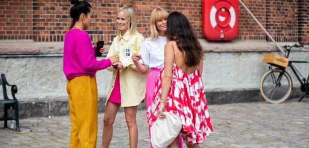 Moda trendy 2020: modne kolory 2020