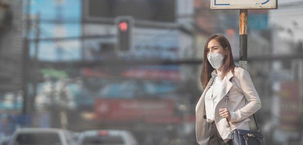 Raport WHO:Zanieczyszczenie powietrza