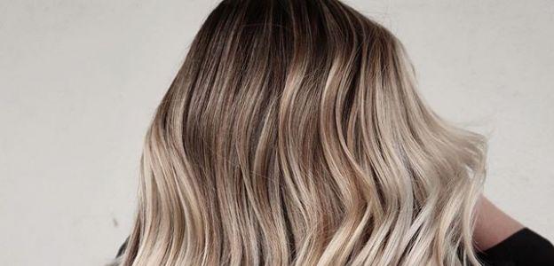 Modny odcień blondu na wiosnę