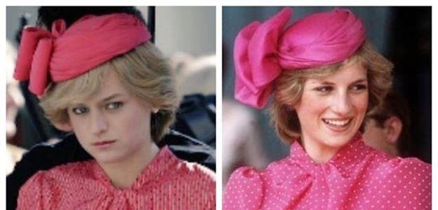 The Crown 4: Jak wygląda serialowa księżna Diana? Mamy nowe zdjęcia z planu!