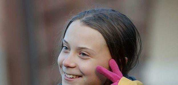 Greta Thunberg podczas wizyty w Polsce wybrała roślinną restaurację Manna 68