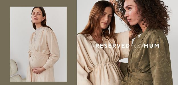 Nowa kolekcja Reserved dla mam wiosna 2020: trendy moda wiosna 2020