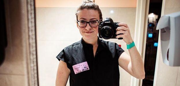 Paulina Splechta - polska fotografka porodowa