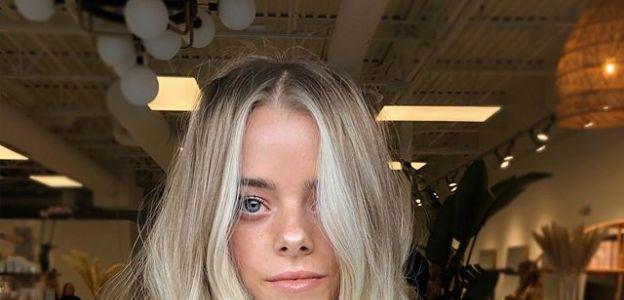 Naturalne fale na włosach