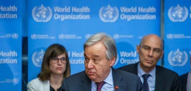 Antonio Guterres - sekretarz generalny ONZ