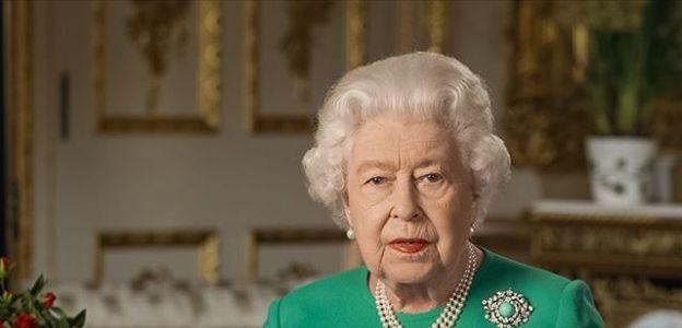 Królowa Elżbieta II przemówienie do Brytyjczyków