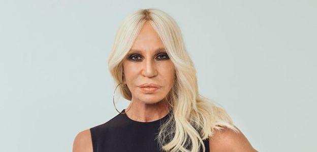 Donatella Versace apeluje do Włochów