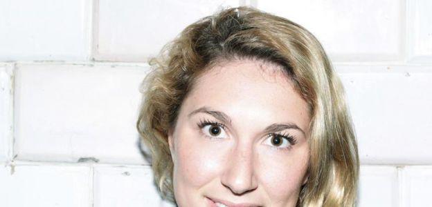 Zuza Wiślicka, właścicielka salonu Wisła