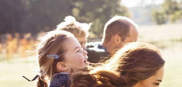 Księżniczka Charlotte skończyła 5 lat