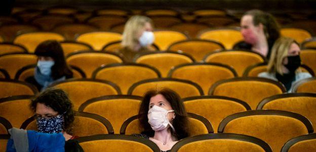Kiedy otwarcie kin i teatrów?