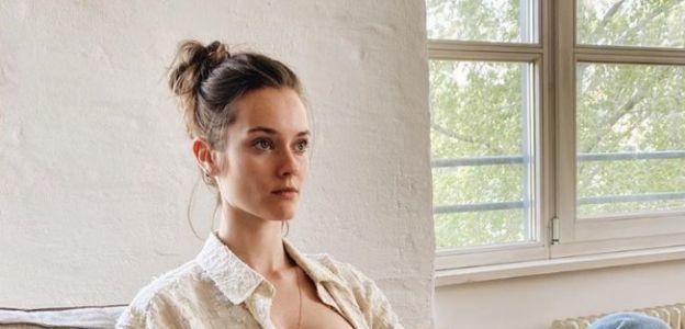 Modelka Monika Jagaciak szczerze o poronieniu i trudnych chwilach po porodzie