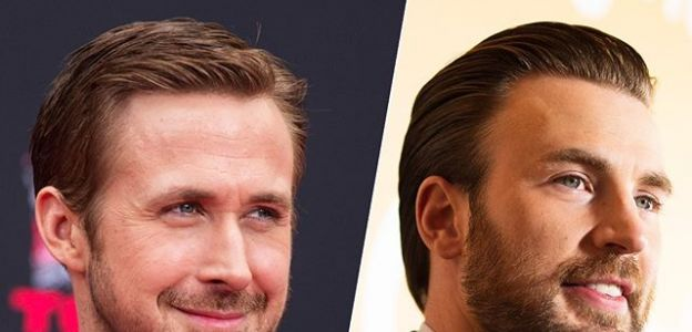 Ryan Gosling i Chris Evans