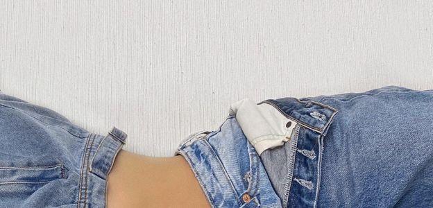 Jak dobrać jeansy bez mierzenia?