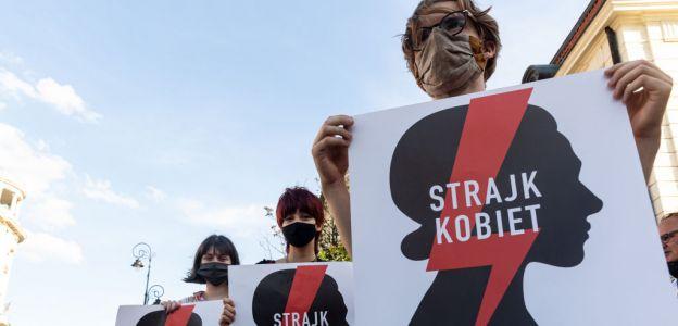 Strajk Kobiet zapowiedziany na piątek pod siedzibą Ordo Iuris