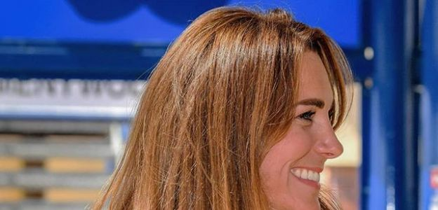 Koloryzacja 3D: Kate Middleton
