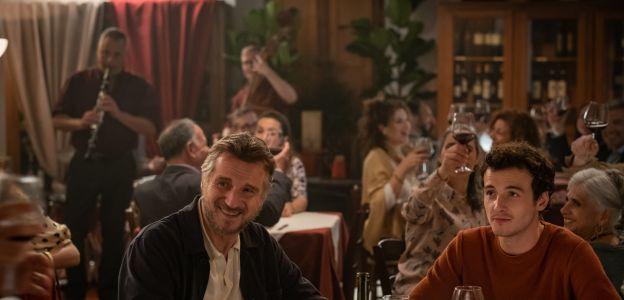 """""""Włoskie wakacje"""" z Liamem Neesonem i jego synem"""