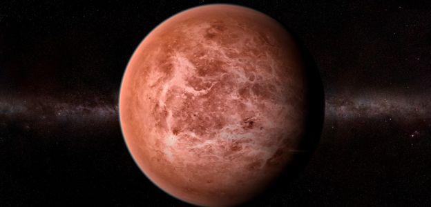 Ślady życia na Wenus